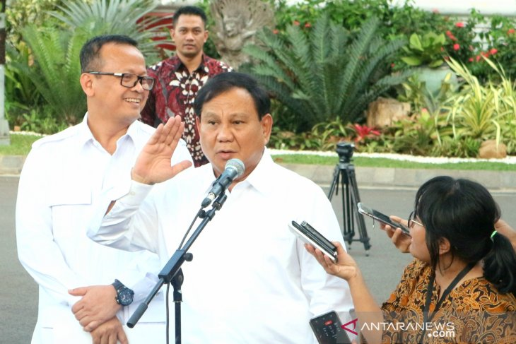 Prabowo Subianto akan isi menteri di bidang pertahanan