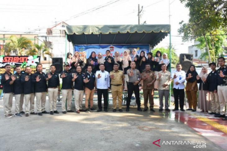 Kordinator-Pendamping-KPM PKH Tanjungbalai sepakat tolak narkotika