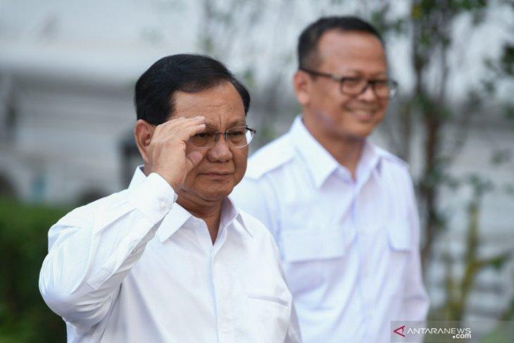 Ramalan santri mengenai Prabowo jadi kenyataan