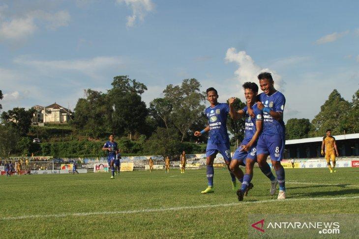 Persiba Balikpapan menang 2-1 atas Mitra Kukar
