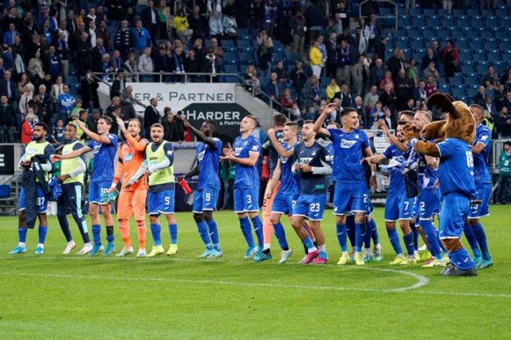 Liga Jerman - Hoffenheim gagalkan Schalke rebut posisi puncak