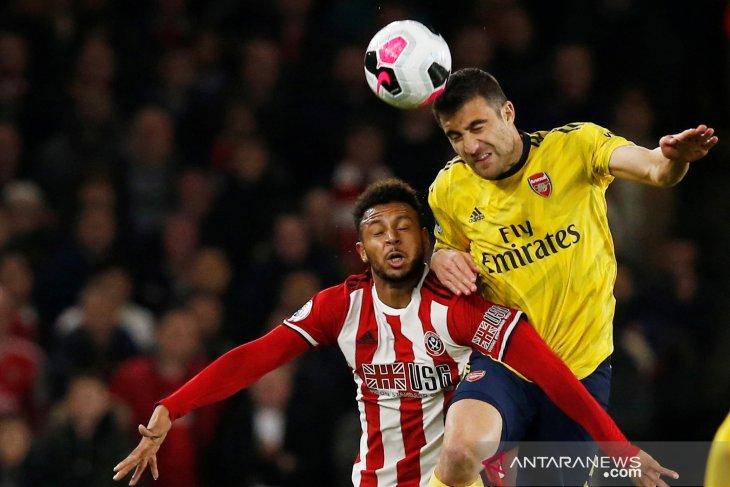 Liga Italia: Napoli tertarik datangkan bek Arsenal untuk gantikan Kalidou Koulibaly