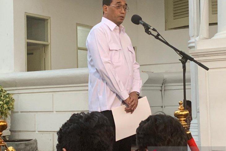 Budi Karya Sumadi diberi tugas sebagai Menhub