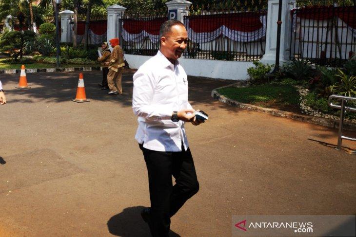 Presiden panggil Mensos Kabinet Kerja Agus Gumiwang