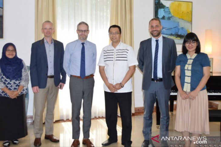 West Nusa Tenggara explores renewable energy cooperation with Denmark