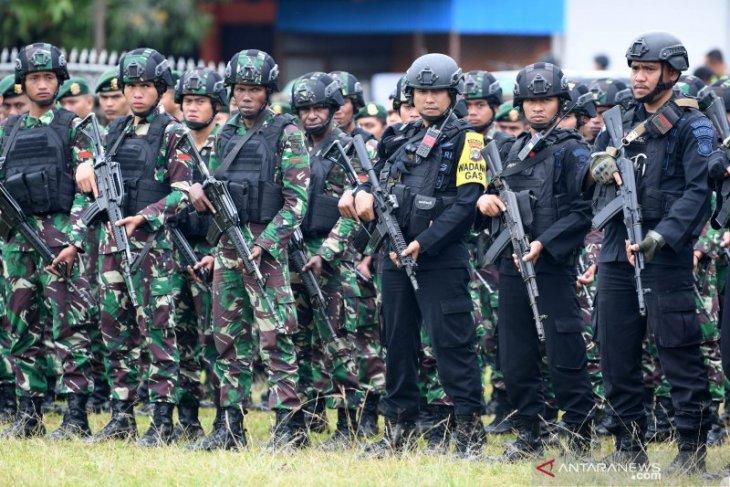 NU-Muhammadyah apresiasi TNI/Polri amankan pelantikan presiden-wapres