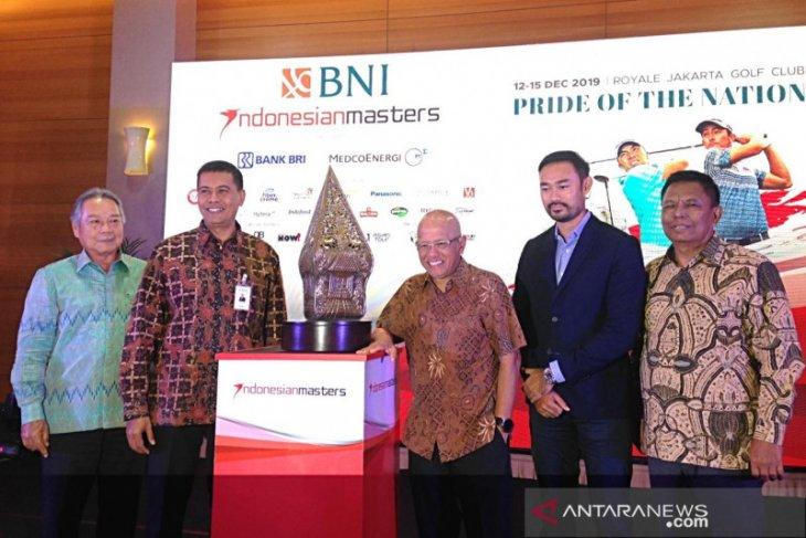 BNI Indonesian Masters diharapkan dongkrak prestasi pegolf