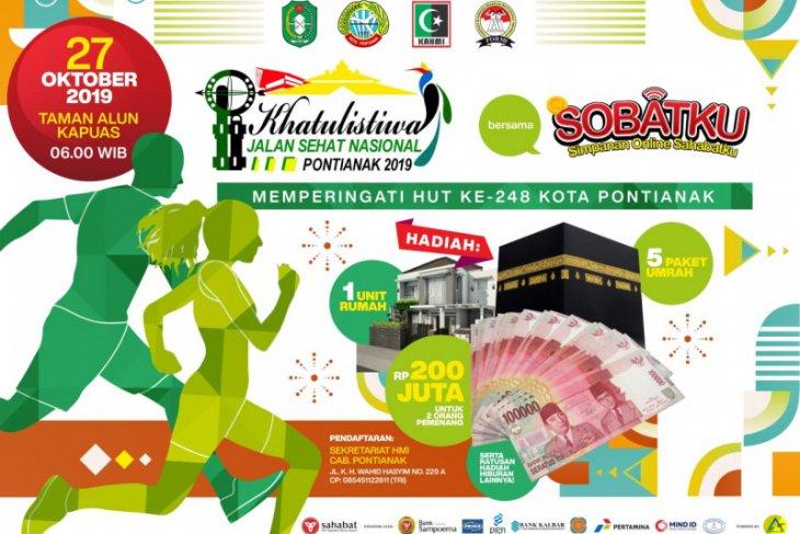Kapolda Kalbar dan Bupati Kubu Raya dukung kegiatan JSN 2019