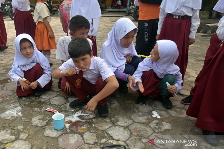 Foreign child refugees in Pekanbaru  to be immunized at schools