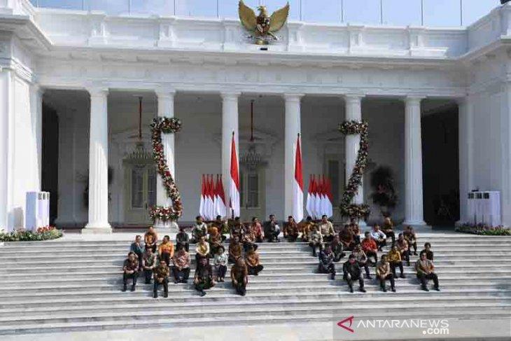 Presiden Joko Widodo ke Menteri Kabinet Indonesia Maju: jangan korupsi