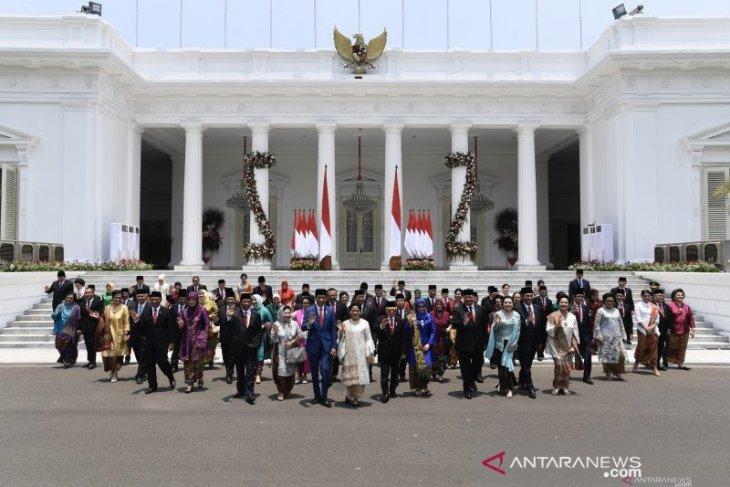 Pengamat Kebijakan Publik: Kabinet Indonesia maju beri optimisme