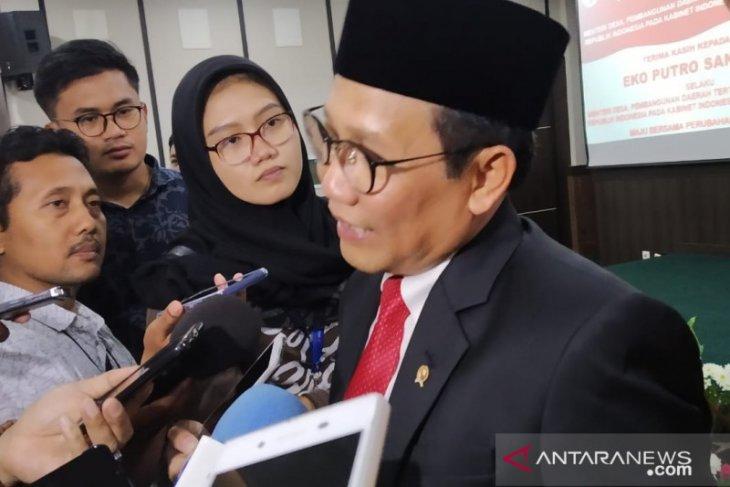Menteri terkejut dana desa digunakan  untuk nikah lagi