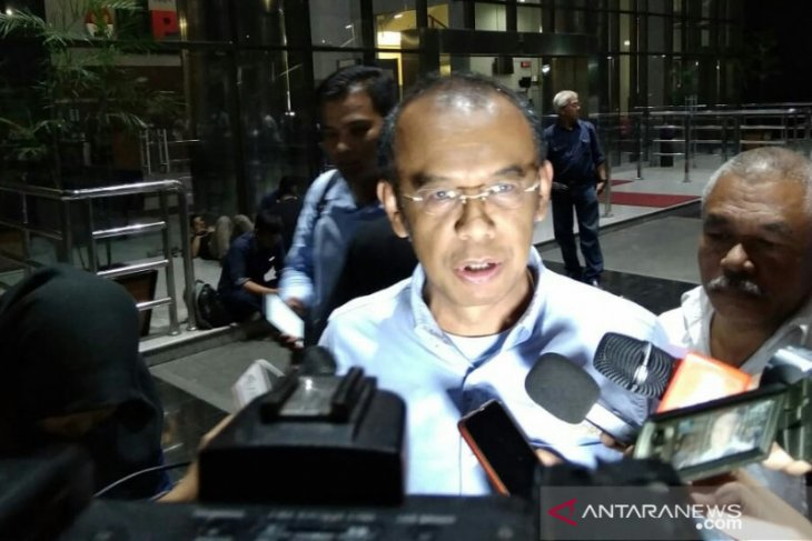KPK kembali panggil Sesmenpora Gatot Dewa Broto
