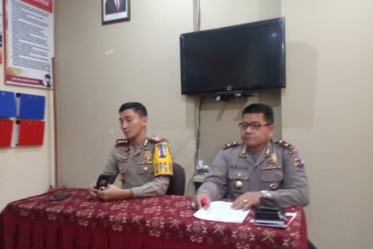 Polisi tangkap dua pelaku pembalakan liar di Cagar Alam