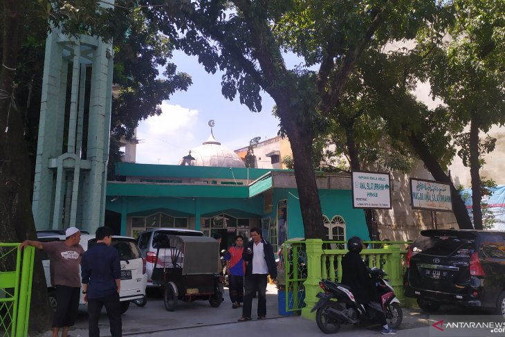 Witness confirms 50 desecrated mosque in Medan, North Sumatra
