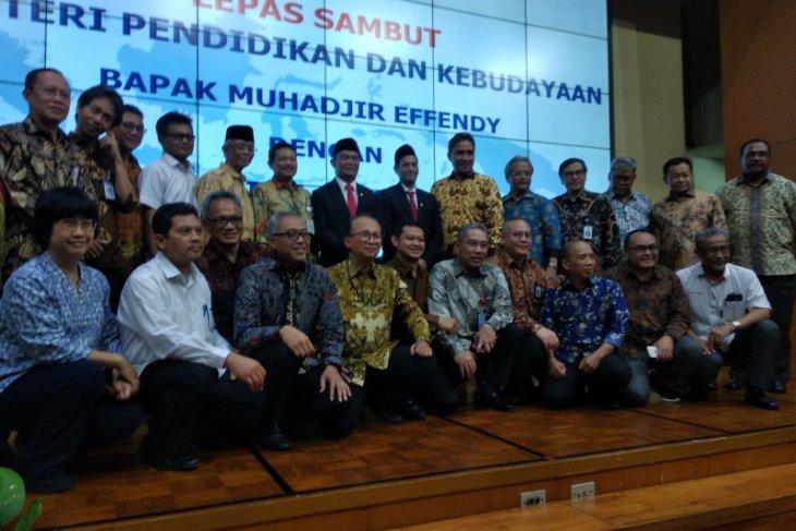 Mendikbud Nadiem sebut Indonesia sulit maju tanpa mengubah generasi berikutnya