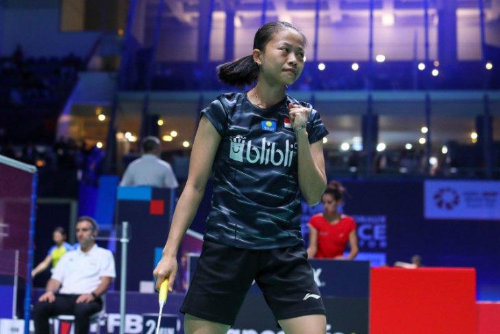 French Open 2019 - Fitriani bersyukur melangkah ke babak dua