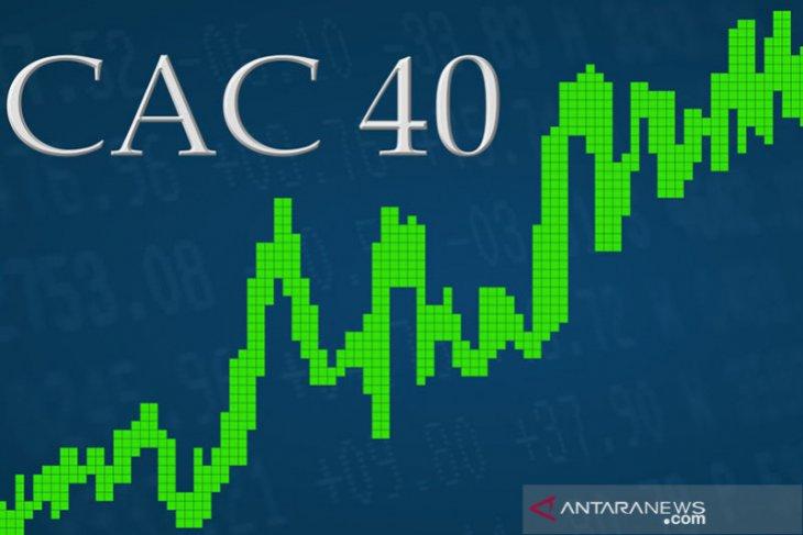 Saham Prancis lanjutkan kenaikan,  indeks CAC 40 bertambah 0,43 persen