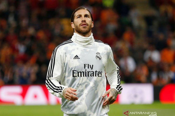 Sergio Ramos ajukan banding