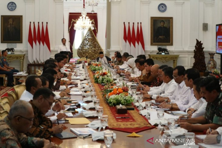 Ministers again warned of Jokowi-Amin's vision and mission