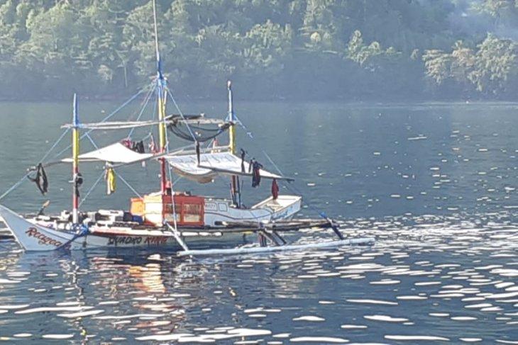 KKP tangkap tiga kapal perikanan Filipina di laut Sulawesi