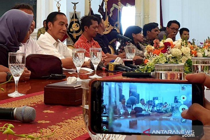 Presiden Jokowi segera akn lantik wakil menteri