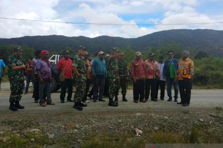 Presiden Jokowi dijadwalkan kunjungi Pegunungan Arfa