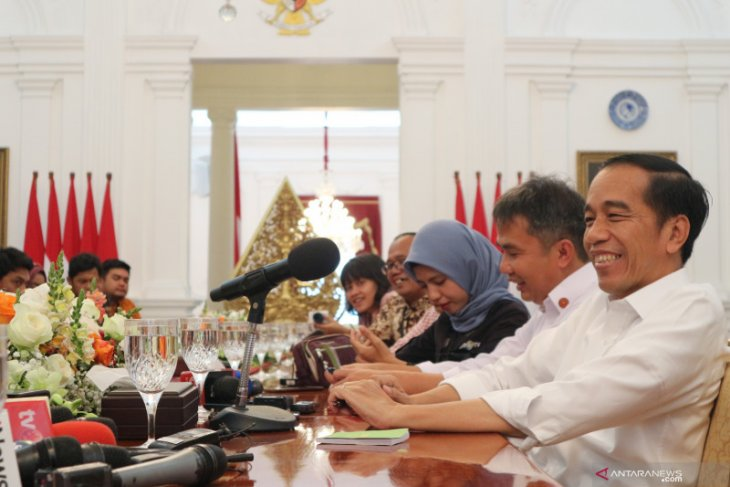 Jokowi: Yasonna dipilih untuk selesaikan