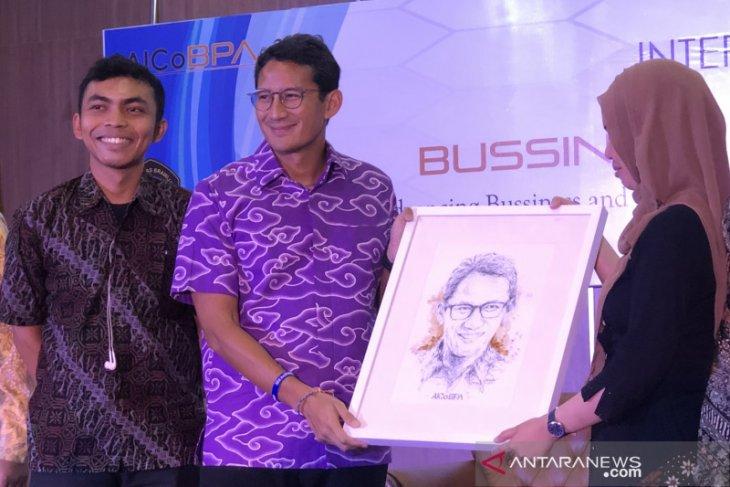 Sandiaga Uno siap beri masukan Kabinet Indonesia Maju