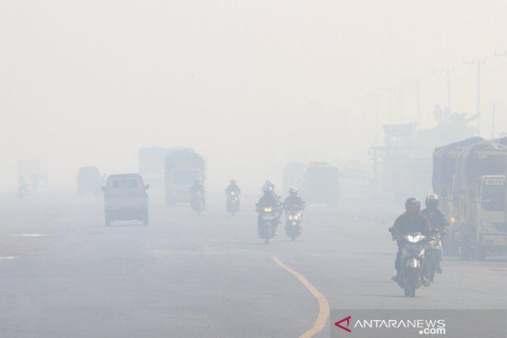 Kabut Asap Akibat Karhutla
