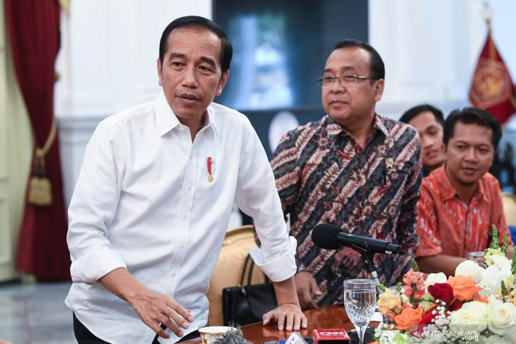Puskapsi tagih janji Presiden Jokowi bentuk Pusat Legislasi Nasional
