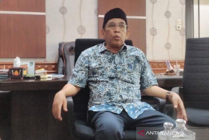DPR Aceh belum tetapkan alat kelengkapan  dewan