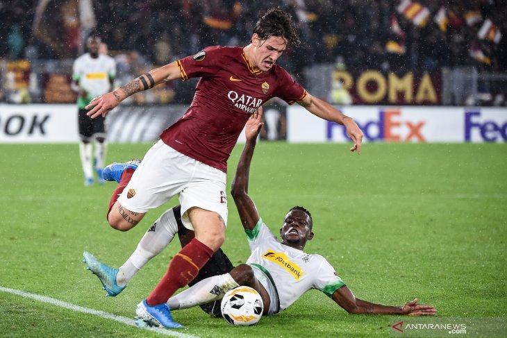 Liga Europa - AS Roma ditahan imbang Gladbach 1-1