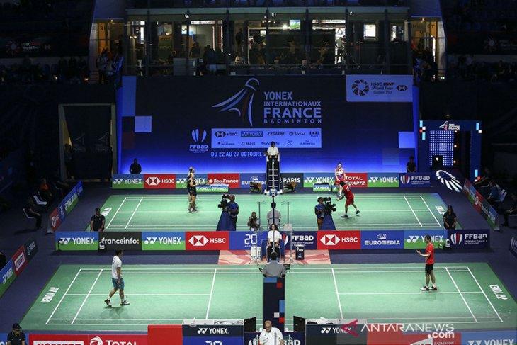 Praveen/Melati lolos ke semifinal French Open setelah Tekuk unggulan kedua