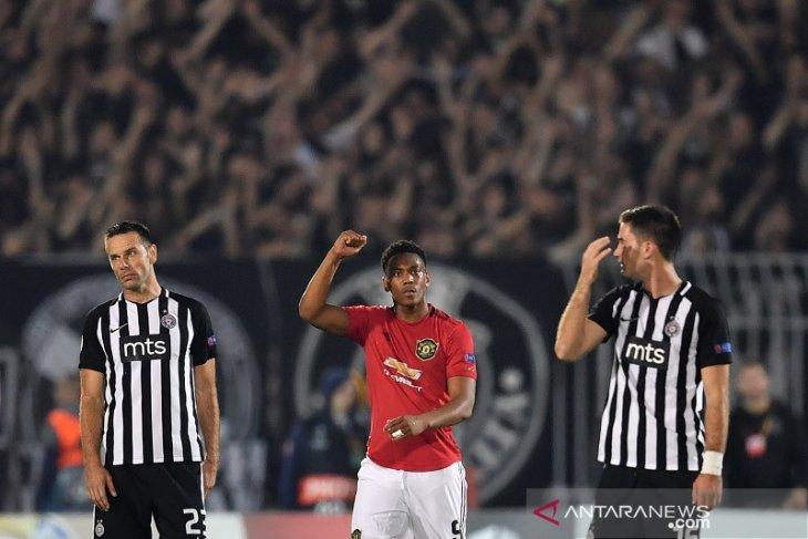 Liga Europa - Manchester United dan Espanyol lolos ke fase gugur