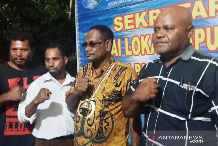 Performance of police, military draws accolades from Papuan figures