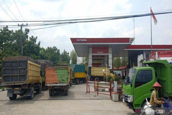 Sopir truk berharap pelangsiran solar bersubsidi diberantas