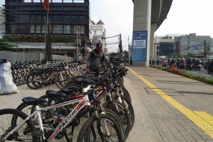 MRT dukung  Jakarta ramah bersepeda