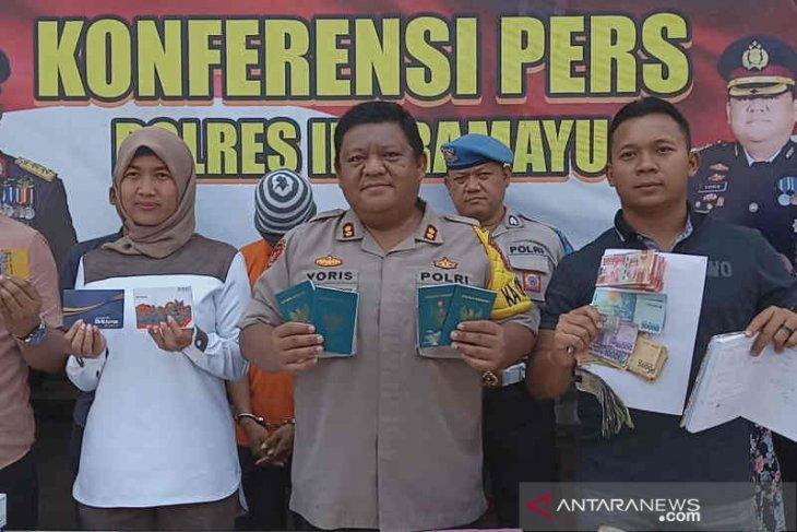 Seorang pelaku perdagangan orang ditangkap polisi