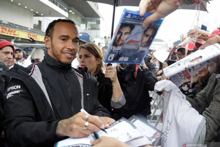 Formula 1: Hamilton start terdepan di seri pamungkas Abu Dhabi