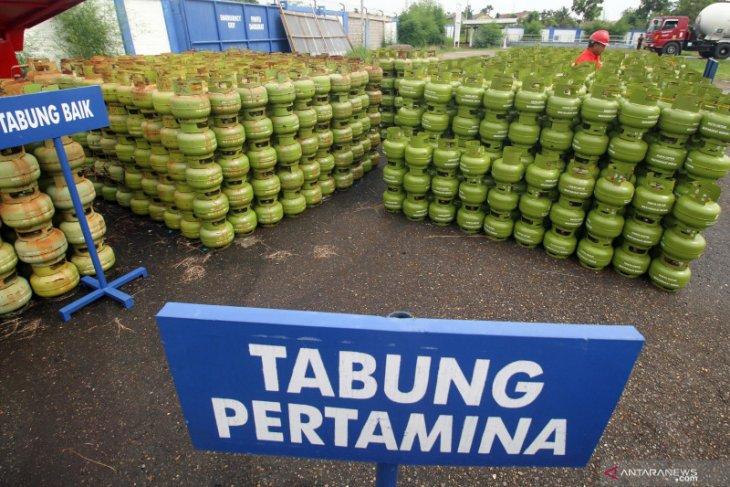Ada agen nakal elpiji di Singkawang