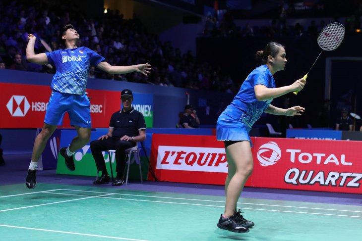 Praveen/Melati jaga fokus di semi final French Open