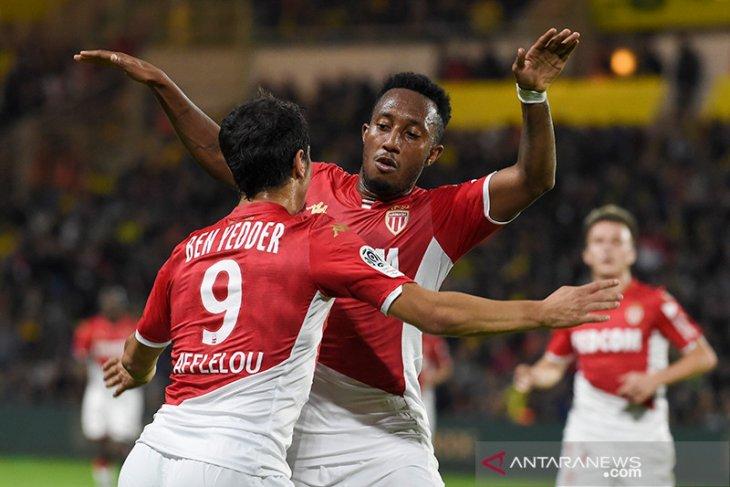 Hasil Liga Prancis: Monaco pecundangi Nantes