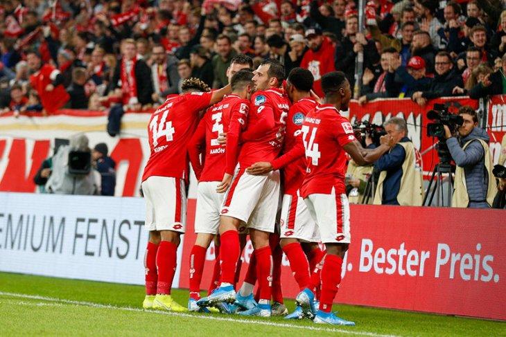 Hasil Liga Jerman: Tundukkan Cologne, Mainz tinggalkan zona degradasi