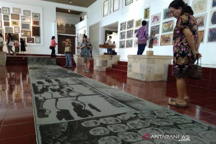 400 karya maestro Widayat dipamerkan di Magelang