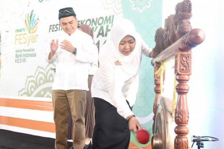 Pemkot Kediri dukung pengembangan ekonomi syariah