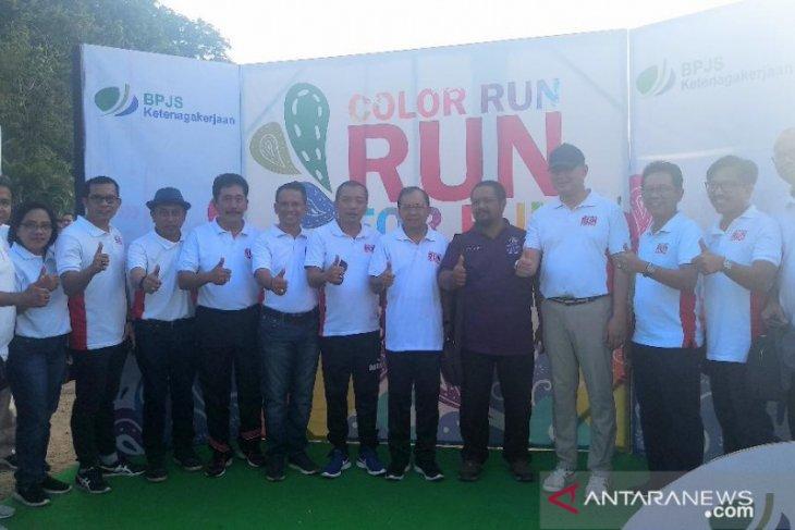 BP Jamsostek inginkan Gubernur Bali jadi duta jaminan ketenagakerjaan
