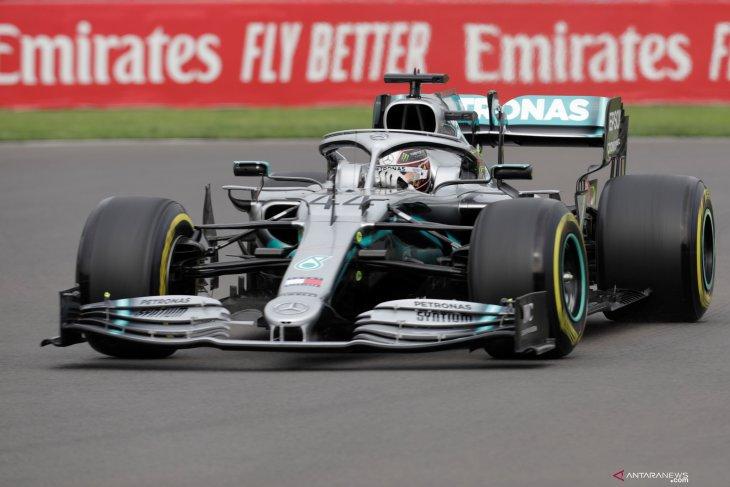 Hamilton memuncaki FP1 Grand Prix Meksiko