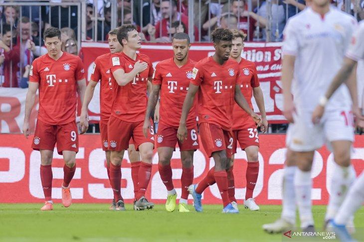 Bayern ambil alih pucuk klasemen