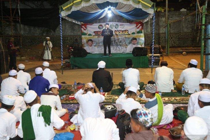 Wabup : Pondok pesantren mengajarkan nilai-nilai kebangsaan